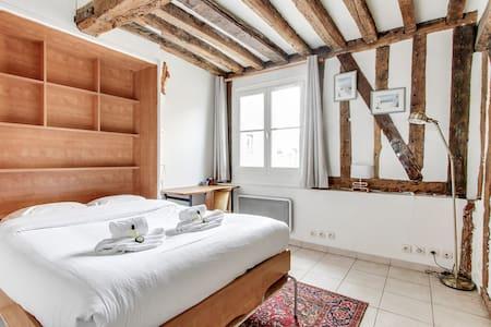 Rue Montorgueil - Cosy Studio - Paris - Apartment