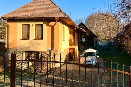 AEDA chalupa - pokojné bývanie v srdci Liptova