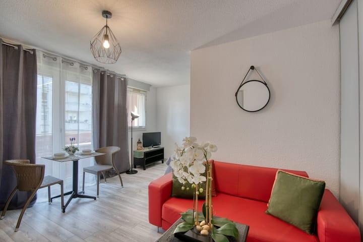 * Appartement Agréable* Aéroport Toulouse Blagnac