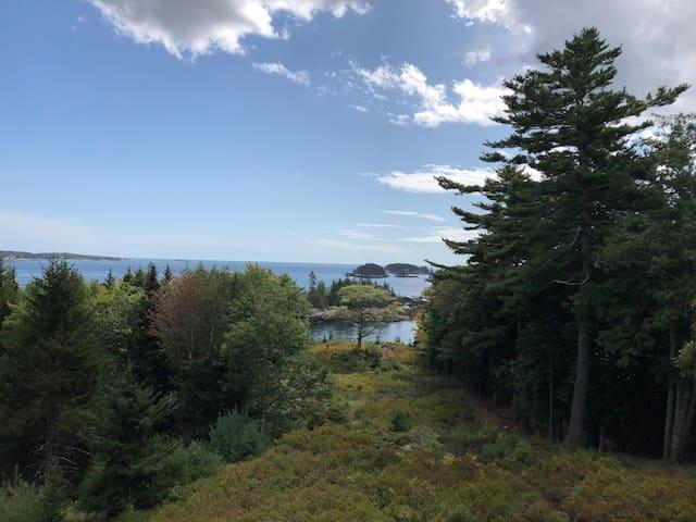 Maine Island Getaway