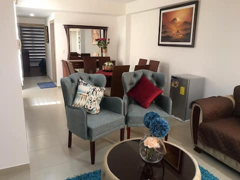 New Modern Apt. located 5 min from Riobamba'sHeart