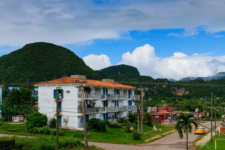 Casa La Polita (Espectacular vista  la Montaña)