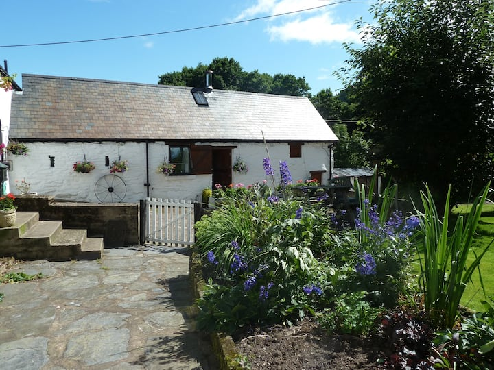 Dee Valley Cottages - Wagtails Cottage, Llangollen