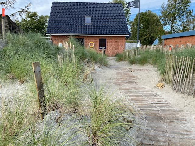 Seequartier SPO in Tating, bei St. Peter Ording.