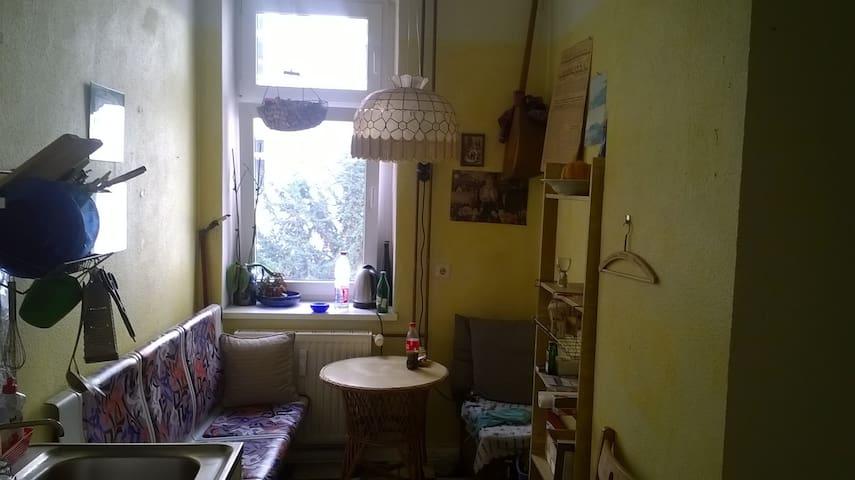 Gemütliches Zimmer in Berlin Prenzlauer Berg - Berlin - Lejlighed