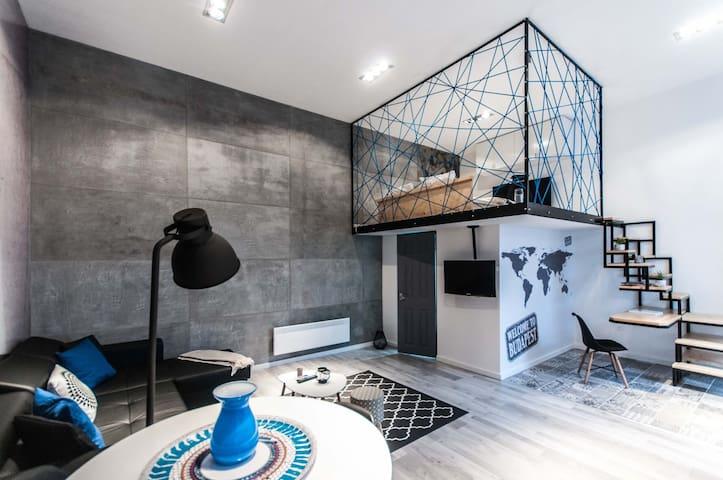 Luxury Loft by Gozsdu