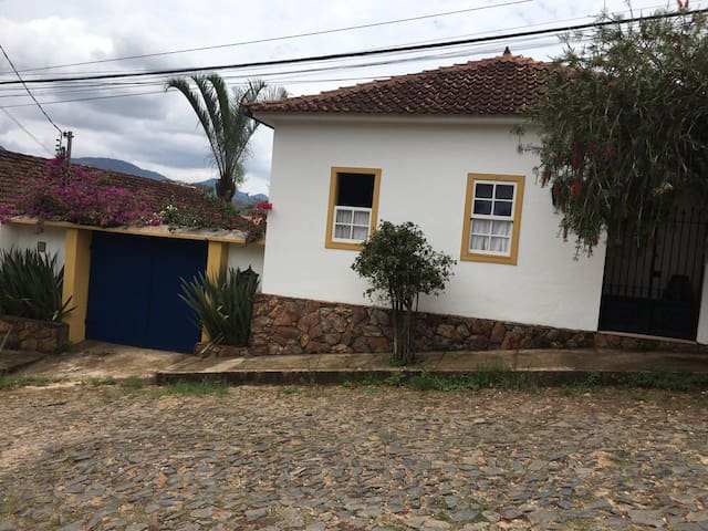 Suite charmosa em Tiradentes