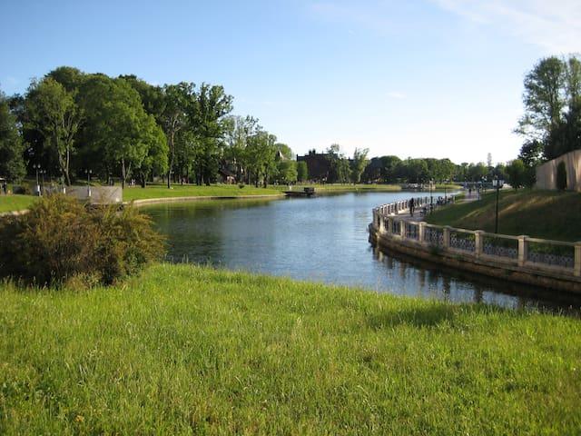 Домашний уют на Верхнем озере!