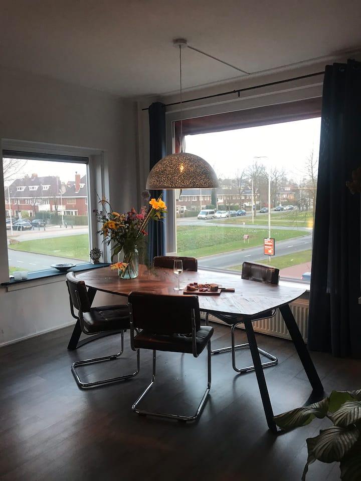 Rust in 'Oog in Al' maar zo in bruisend Utrecht