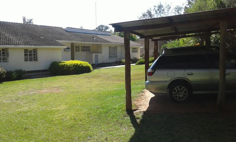 Mt Kenya house, Nanyuki