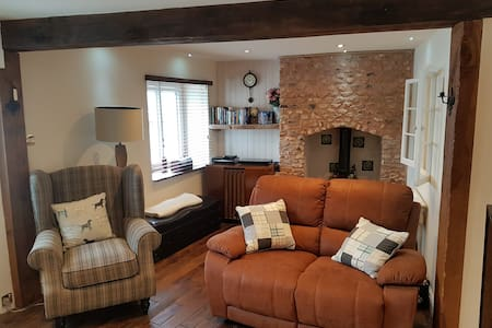 Mayfield Cottage in Colyton, East Devon - Casa