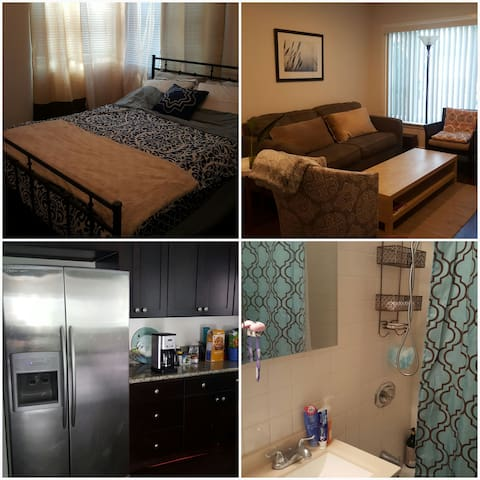 Cozy, sweet place close to LAX, Downtown LA House - Gardena