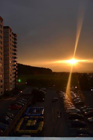 Ganze Wohnung82m2 mit top Ausblick! - Buseck - Appartamento