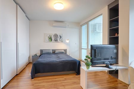 Luxury Spacious Studio in Sofia, near Metro