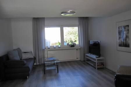 Niveauvoll schlafen in Mettmann, komplette Wohnung