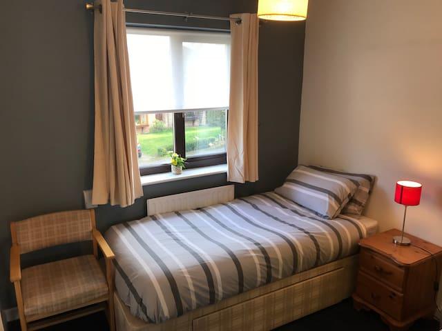 Single Comfort Room - Park View - First Floor