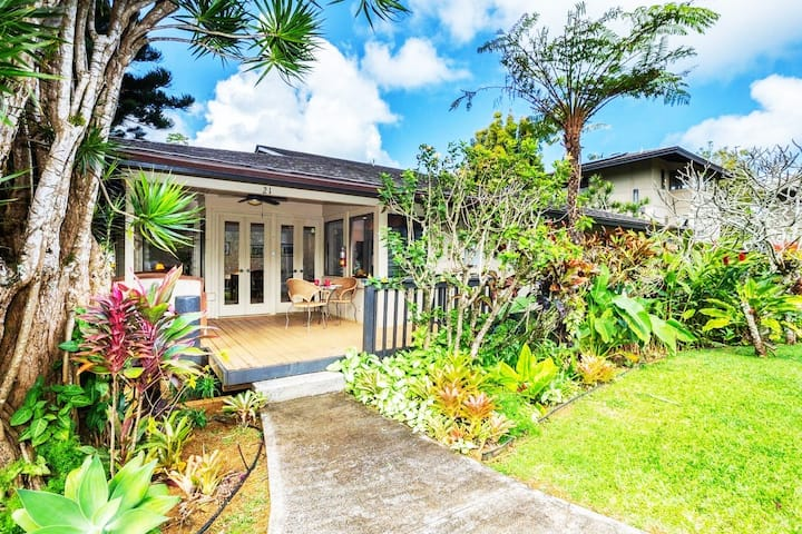 Stunning North Shore Getaway Near Hanalei Bay!