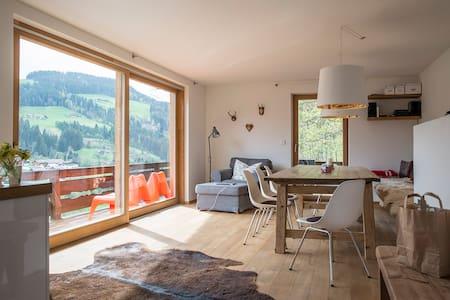 Berghaus mit Traumblick in Kitzbühler Bergen - Oberau