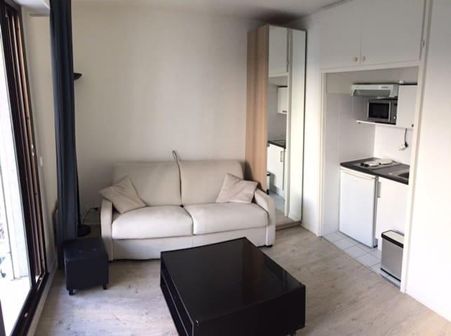 Studio à Levallois Perret 92300 - Levallois-Perret - Apartamento