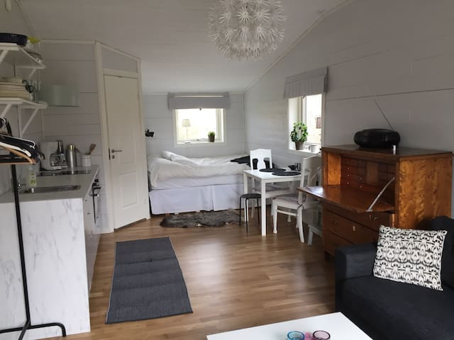 New apartment in a nice area - Sollentuna - Leilighet