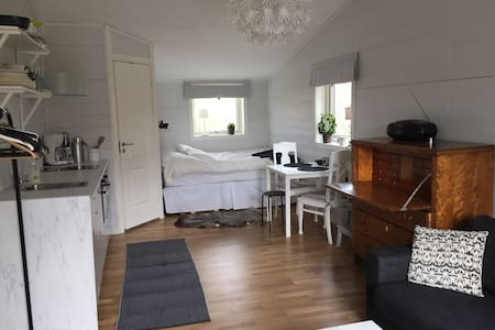 New apartment in a nice area