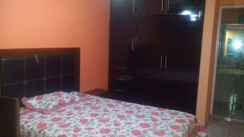 Alojamiento nuevo, cómodo y tranquilo.