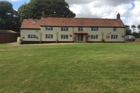 Willow Farm Annexe, Dereham