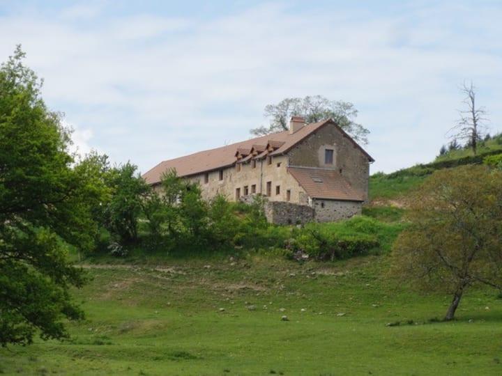 Loue charmante ferme rénovée en Bourgogne
