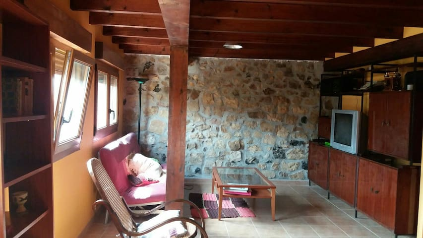 Huge 3 storey Stone house in natural area! - Rasines - Casa
