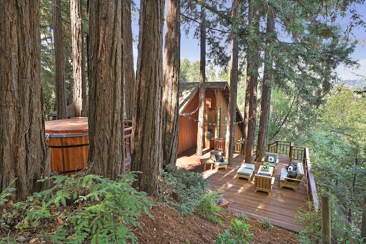 Beautiful 3BR Spacious House in the Redwoods