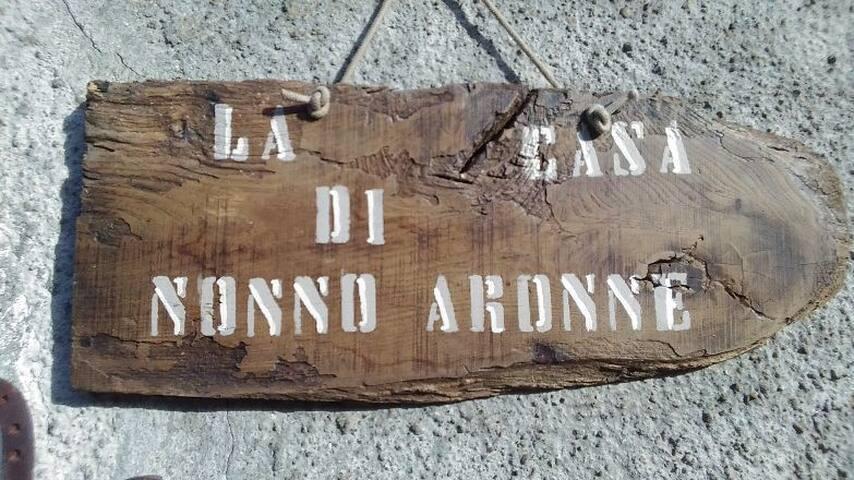 Casa di Nonno Aronne - Sassofortino - Ev