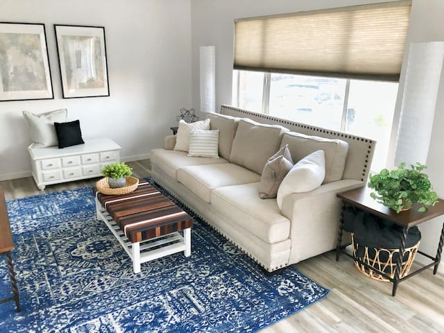 Clean Comfort✈️Newly Renovated Home By SLC Airport