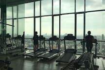 Sunset gym