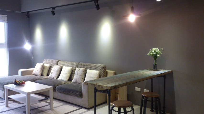 loft Style place 工業風格的家 - Wugu District - Byt