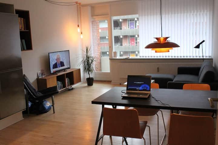 Cosy apartment in Nørrebro