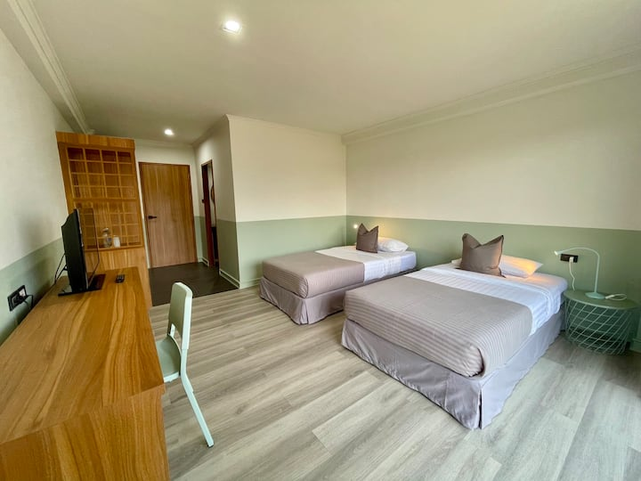 New Standard Room at Garden Paradise