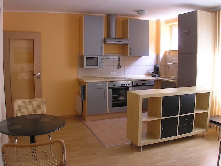 Central quiet apartment