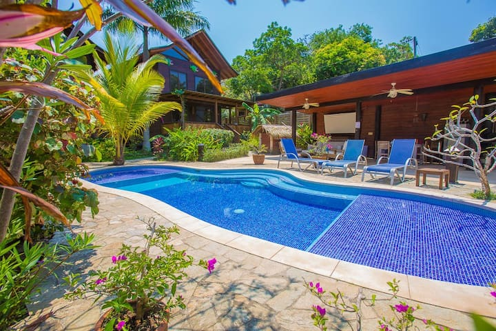 Caribbean hideaway.... featured on HGTV
