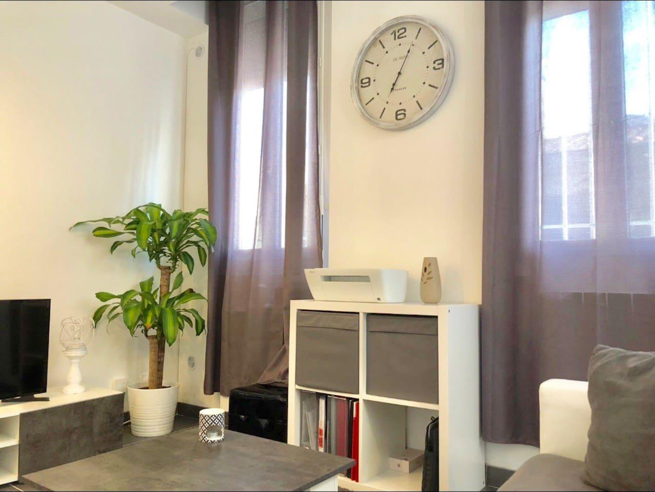 Lovely Studio (30m2) 5mn Gare Bordeaux Saint-Jean