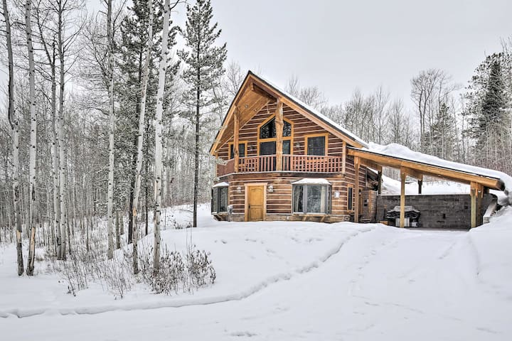NEW! 'Eureka Lodge' 3BR Cabin by Yellowstone!
