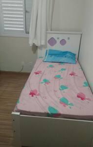 Apartamento novo e condomínio - Limeira - Wohnung