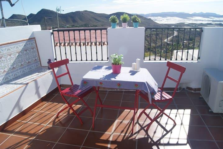 La casa de Isabel (Cabo de Gata-Nijar) con wifi