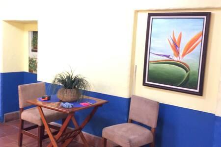 Casa de adobe muy acogedora - San Pablo - Apartmen