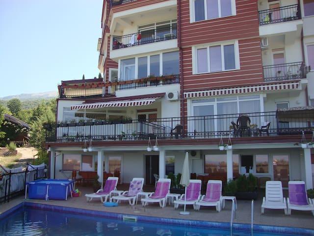 Villa Marta 2, Boul. Naum Ohridski 2g, 6000 Ohrid