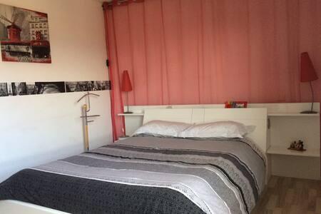 Chambre au calme, dans petite résidence (2 pers) - Reignier-Esery - Квартира