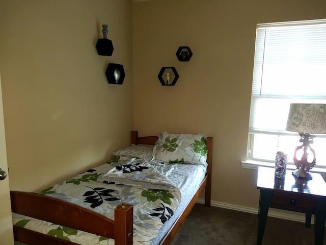 Comfy room close to Deep Ellum 2 - Dallas - House