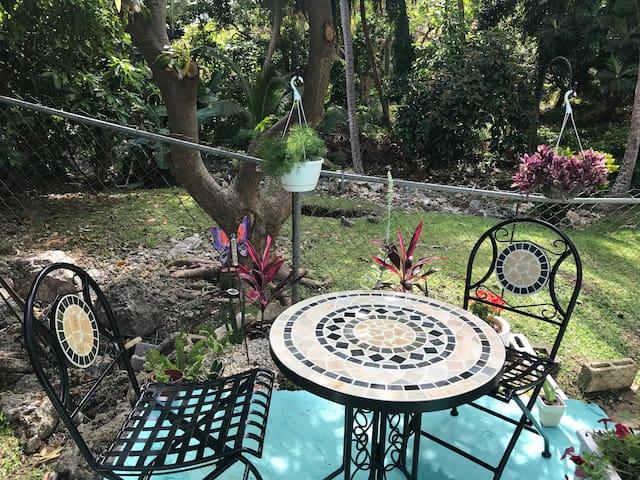 Backyard Haven