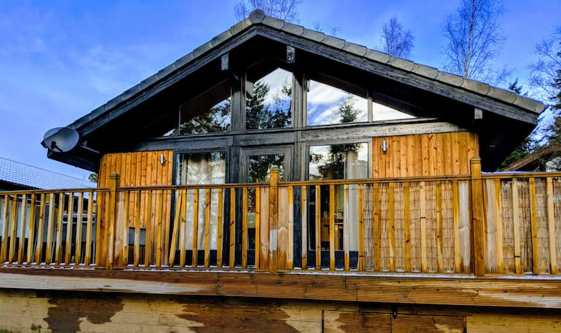 The Snug, boutique lodge in Northumberland
