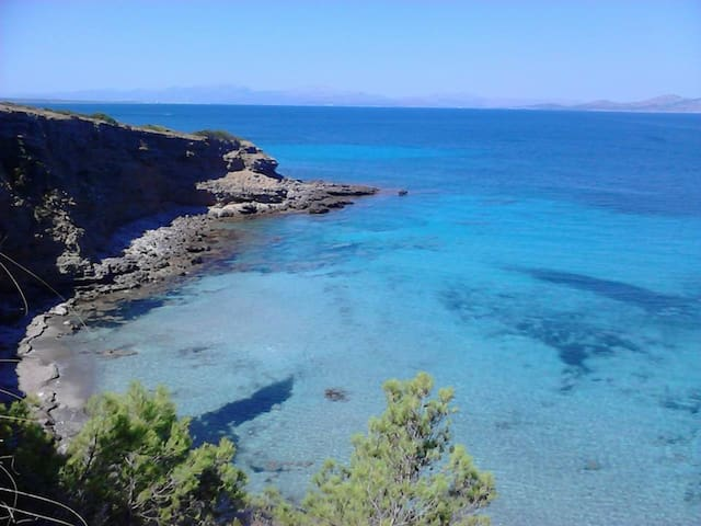 Apartamento en Colonia de San Pedro (Mallorca). - Colonia de Sant Pere