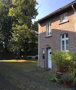 Beautiful retreat near Düsseldorf, 30min to Messe - Erkrath